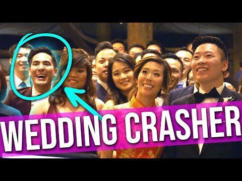 I Crashed A Stranger's Wedding