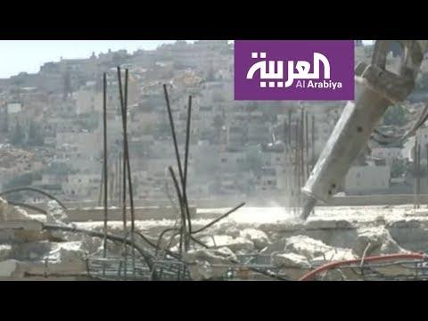 في القدس المحتلة.. السكان يهدمون منازلهم
