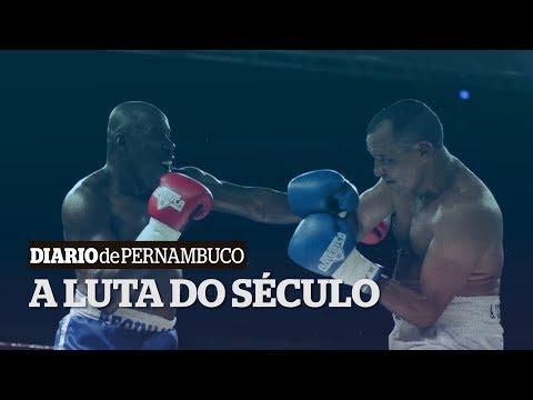 Filme conta a rivalidade dos boxeadores Todo Duro e Hollyfield
