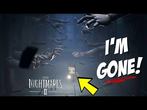 FUNNY   THE LITTLE NIGHTMARES 2  PART 4