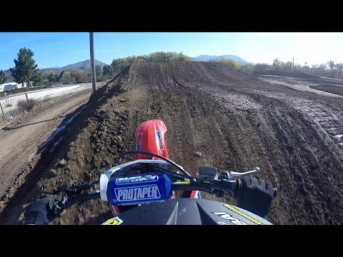 Carson Mumford | GoPro Onboard At Milestone MX