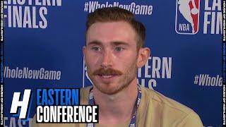 Gordon Hayward Postgame Interview - Game 3 | Celtics vs Heat | September 19, 2020 NBA Playoffs