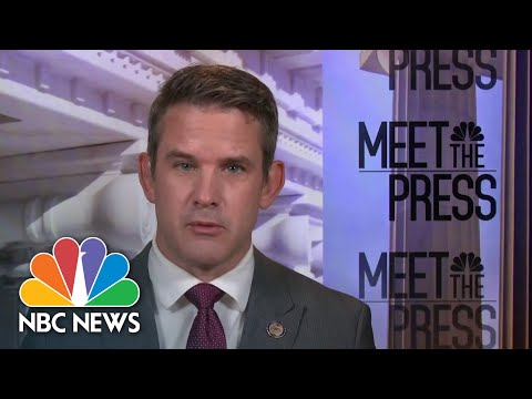 Kinzinger: Trump 'Continually Brings Up A Stolen-Election Narrative'