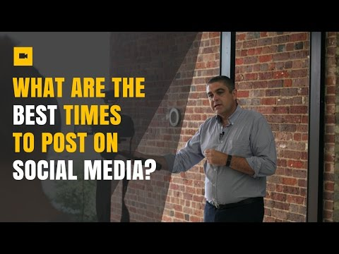 When Should You Post on Facebook