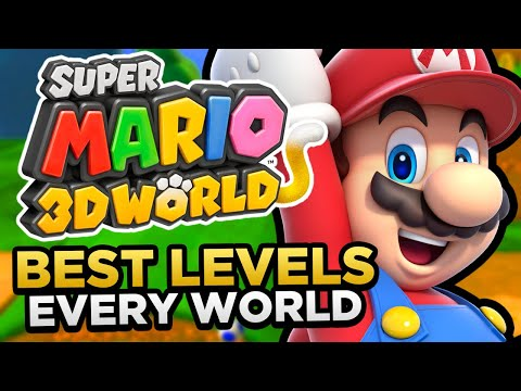 The BEST Levels in EVERY World in Super Mario 3D World + Bowser s Fury