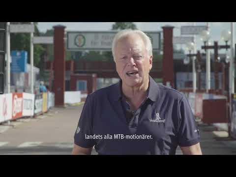 Inför loppet med Lasse Strand, tävlingsledare i Cykelvasan 2018