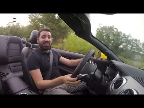 Prueba Ford Mustang GT Convertible: Rey del espectáculo | CAR AND DRIVER