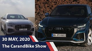 Audi Q8 and Audi RS Q8 - Review Across Two Continents | The Car and Bike Show - NDTV