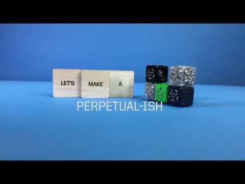Cubelets Robot: Perpetual-ish