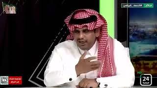 عبدالكريم الحمد : النصر تحت الضغط .. وأتمنى تكرار قصة مباراة أوراوا مع الهلال