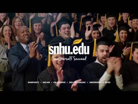 Earn a Degree Online with the Support of Southern New Hampshire University