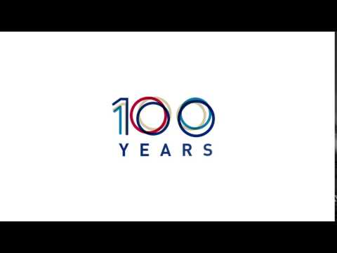 100 years of coming together to make a real difference