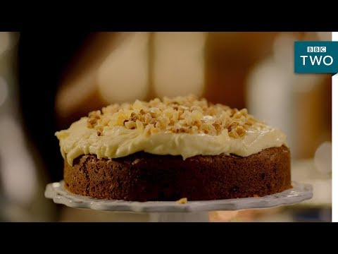 Ginger & Walnut Carrot Cake - Nigella: At My Table | Episode 3 - BBC Two