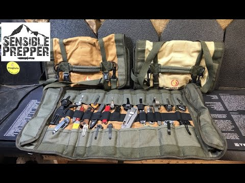 More Tool Roll Bags for Organizing Your Gear!
