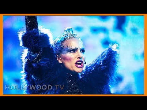 "Natalie Portman's newest role as a pop superstar in ""Vox Lux"" is turning heads! - Hollywood TV"
