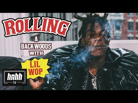 connectYoutube - How to Roll a Backwoods with Lil Wop (HNHH)
