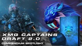 Dota 2 Compendium (XMG Captains Draft 2.0)