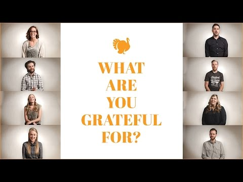Bluehost Employees Give Thanks