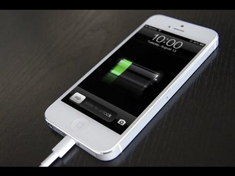 когда айфон 5 на зарядке экран сам нажимаеться условия