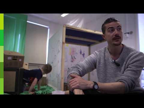 Kollegor berättar - Simon Melin om digitalisering i förskolan