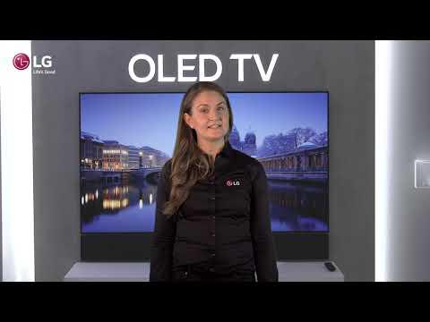 LG OLED G1 - Uuden sukupolven Oled ja Galleria muotoilu, jossa teknologia ja taide kohtaavat