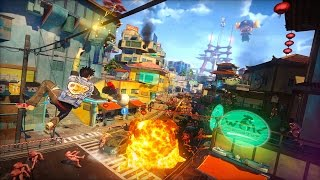Sunset Overdrive Review Discussion Part 3