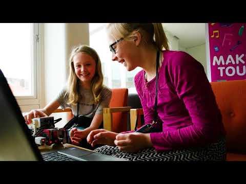 MakerTour Programmering i skolan
