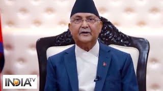 COVID-19 further spread in Nepal as people from India coming without proper checking: PM Oli - INDIATV