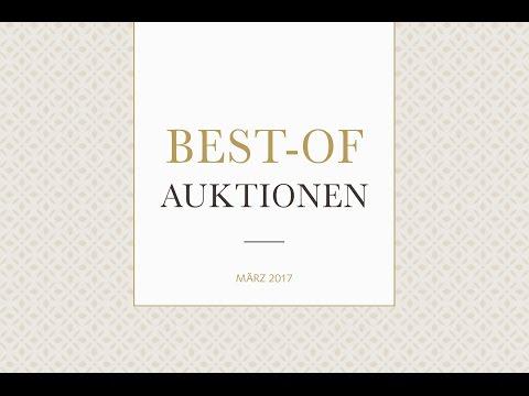 BEST-OF-AUKTIONEN im März 2017 - EPPLI AUKTIONSHALLE
