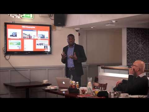 Why would a company need a newsroom? Mynewsdesk Breakfast Seminar
