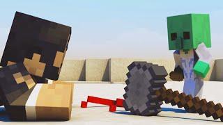 GOING INSANE (Minecraft Animation)
