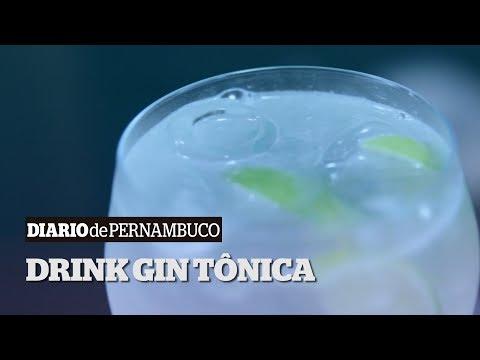 Drink da sexta: Gin Tônica
