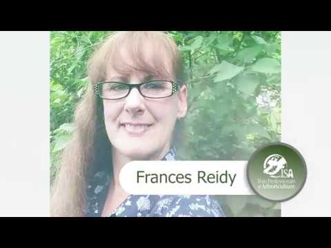 2018 ISA True Professional | Frances Reidy