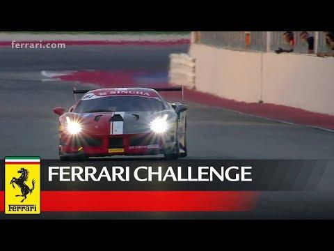 Ferrari Challenge Europe - Misano 2018, Trofeo Pirelli Race 2