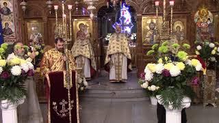 Sfanta Evanghelie la Intrarea in biserica a Maicii Domnului , Ev. Luca 10, 38-42; 11, 27-28