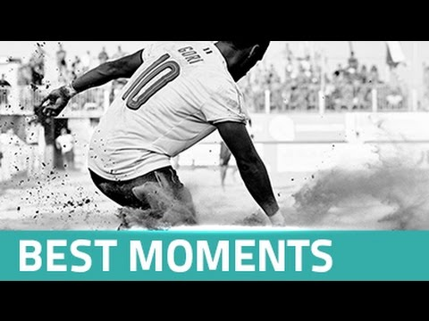 BEST MOMENTS - FIFA Beach Soccer World Cup Qualifier Europe, Jesolo