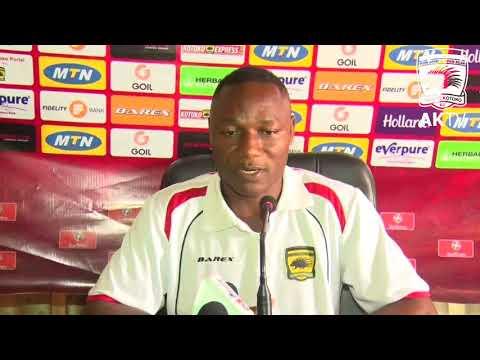 VIDEO: Wahab Adams- Asante Kotoko is my natural habitat