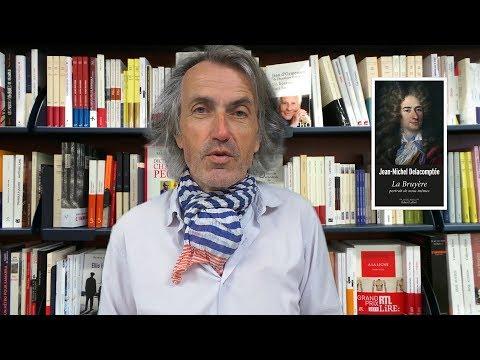 Vidéo de Jean-Michel Delacomptée