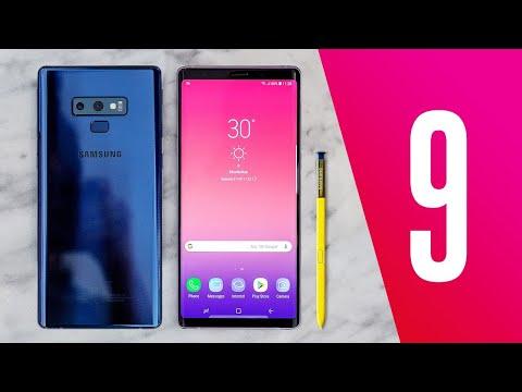 Samsung Galaxy Note 9 hands-on