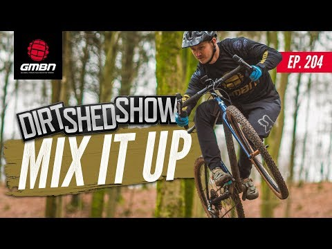 Mix It Up And Get Inspired | Dirt Shed Show Ep. 204