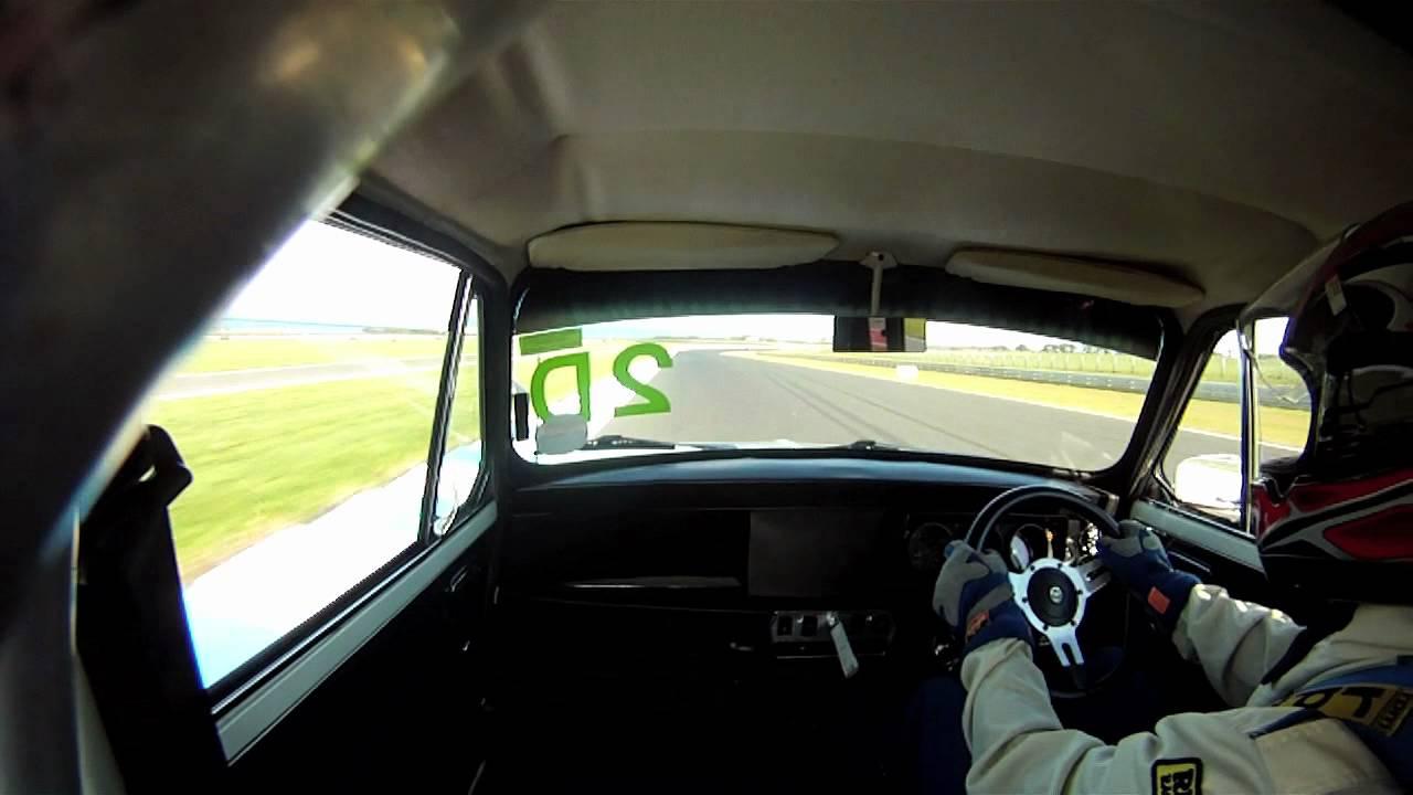 Phillip Island Lap - Mini Clubman GT