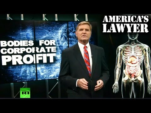 Corporate America Enters The Ghoulish Body Parts Business