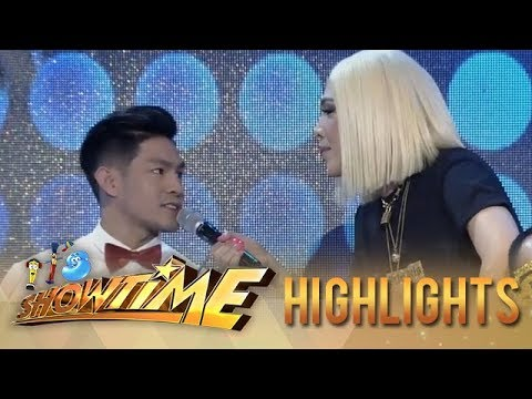 Vice and Ion talk about a hammer and a nail | It's Showtime