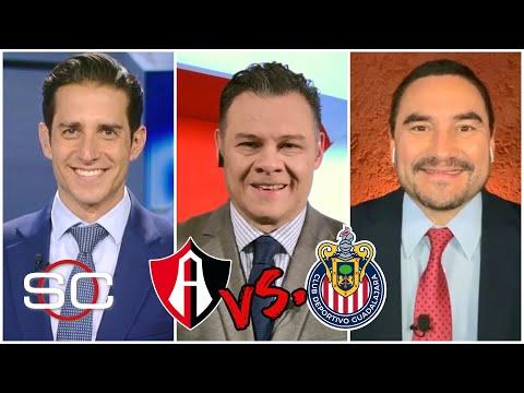 CHIVAS ¿Se meterá en la Liguilla Dionisio Estrada y Pietrasanta hacen sus apuestas   SportsCenter