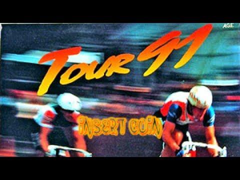 Tour 91 - Amstrad CPC (1991) - Partida Completa Comentada en español