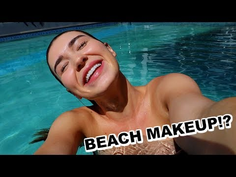 Gym/Beach Makeup Tutorial   SHANI GRIMMOND
