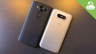 LG G5 Vs LG V10