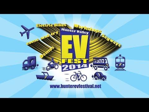 EVPrize 2014 - Hunter Valley Electric Vehicle Festival