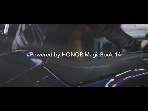 See how #HONORMagicBook power the impossible