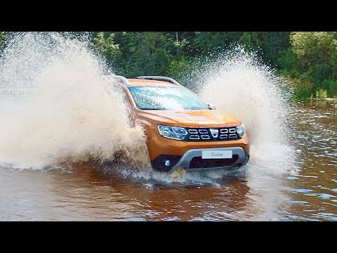 Dacia Duster 2 (2018) Equipment, Interior, Driving [YOUCAR]